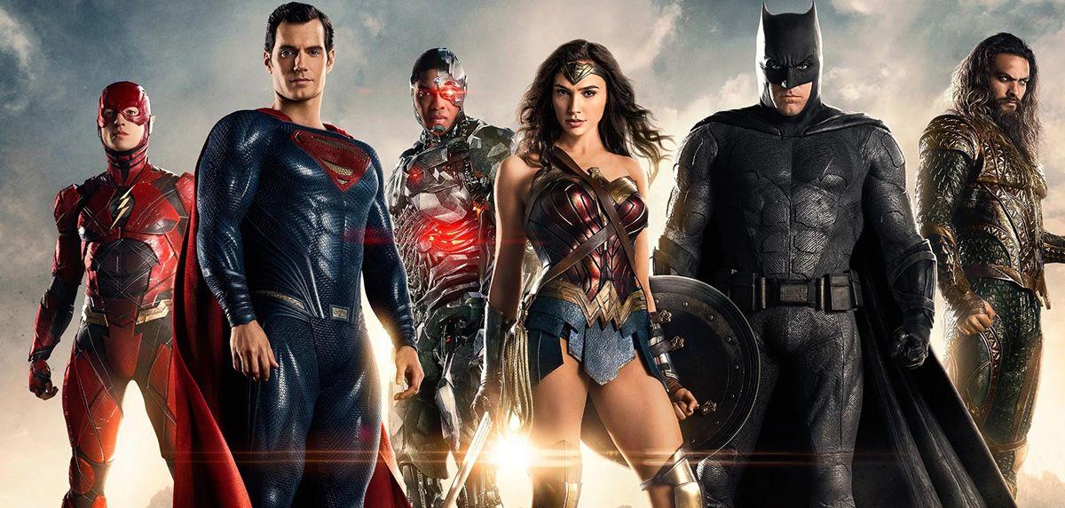 """Srebrne logo """"Justice League"""""""
