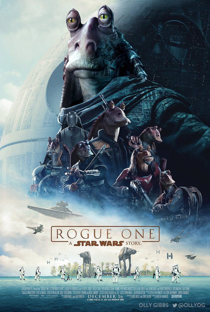 rogue-one-poster-jar-jar-binks