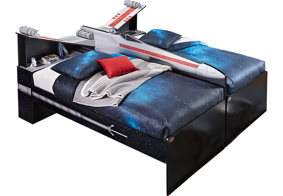 br_bed_3651786p_xwing_double-i-star-wars-i-x-wingtrade-black-side-by-side-6-pc-twin-bookcase-bed-package