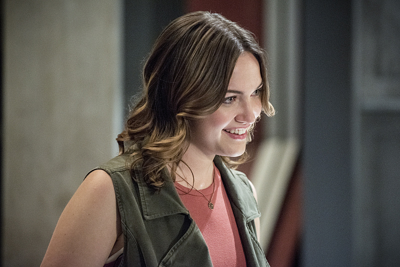 "The Flash -- ""Magenta"" -- Image: FLA303a_0379b.jpg -- Pictured: Violett Beane as Jesse Quick -- Photo: Dean Buscher/The CW -- © 2016 The CW Network, LLC. All rights reserved."
