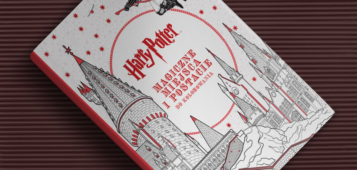Zapowiedź Harry Potter Magiczne Miejsca I Postacie Do