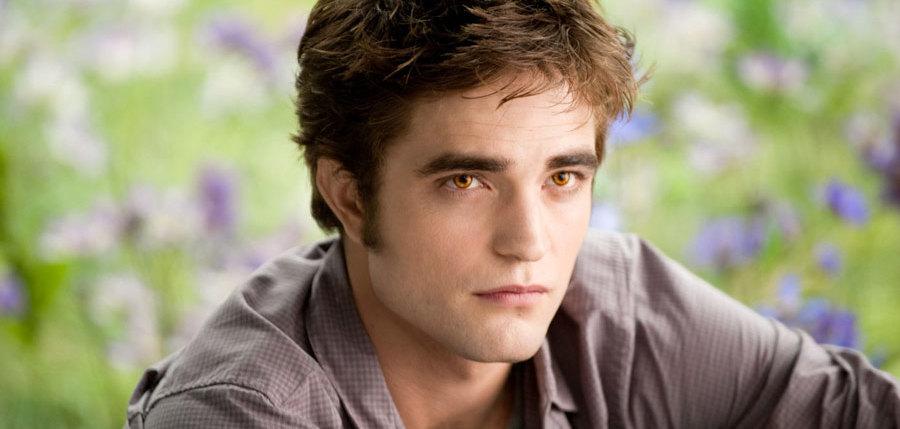 """Robert Pattinson jest chętny zagrać w kolejnej części """"Zmierzchu"""""""