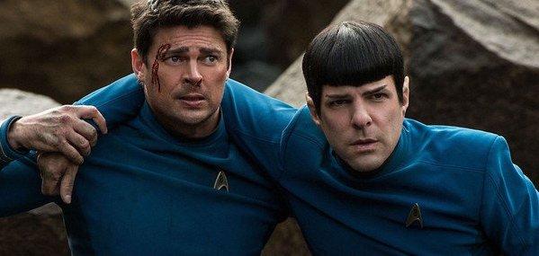 """""""Star Trek 4"""" w trudnym położeniu"""