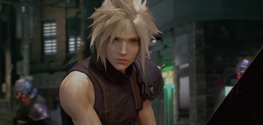 """""""Final Fantasy VII"""" na nowym materiale"""
