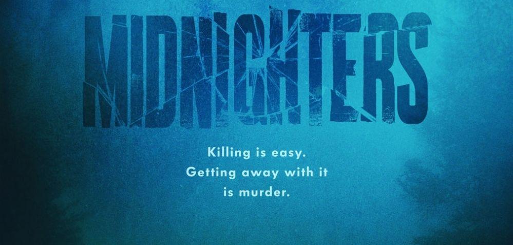 """Pierwszy plakat promujący """"Midnighters"""""""