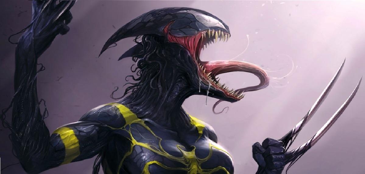Kiedy Wolverine staje sie... Venomem