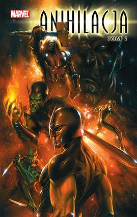 Anihilacja - komiks Marvela do przeczytania w wakacje, rekomendacje Ostatnia Tawerna