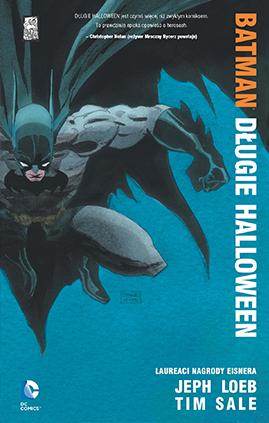 Komiks - Batman. Długie Halloween - rekomendacja Ostatnia Tawerna
