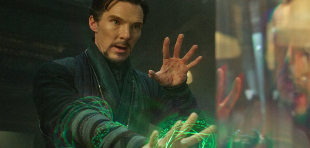 """Avengers: Infinity War"" - Doktor Strange na nowym nagraniu!"