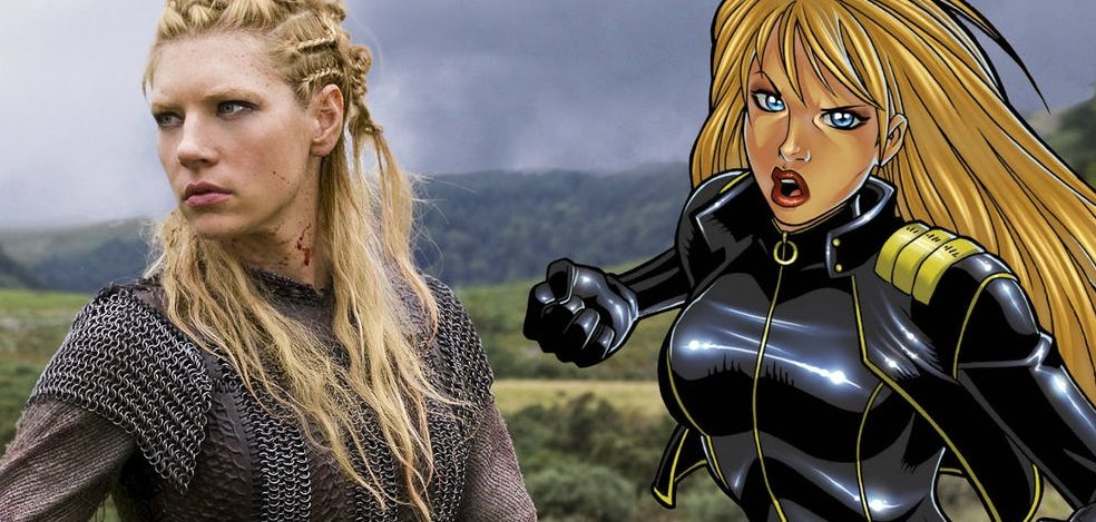 Katheryn Winnick jako Black Canary w DCEU?