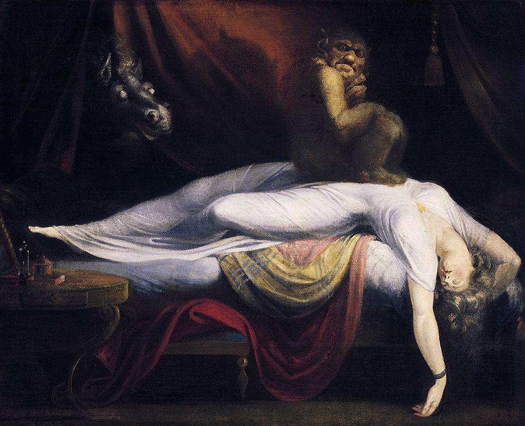 Johann Heinrich Füssli, Nocna mara