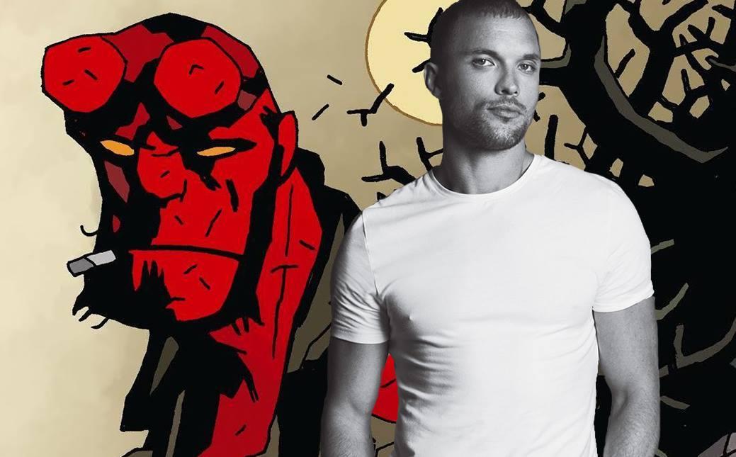 """Ed Skrein zrezygnował z roli w """"Hellboy'u""""!"""