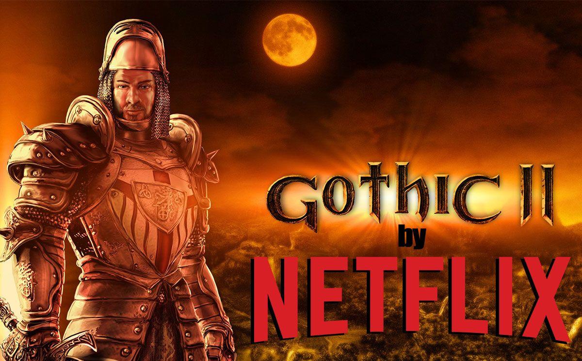 """Netflix zabiera się za ekranizację """"Gothica"""""""