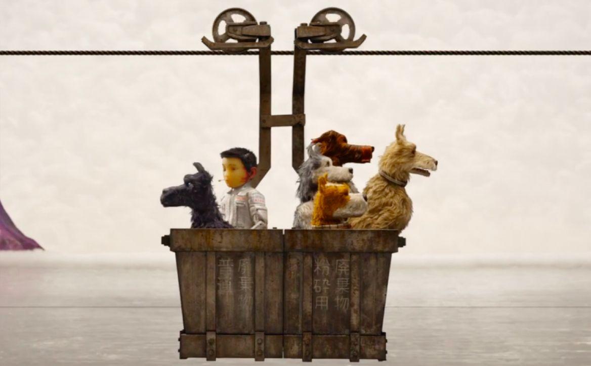 Coś specjalnego dla wielbicieli psów - trailer nowej animacji Wesa Andersona!
