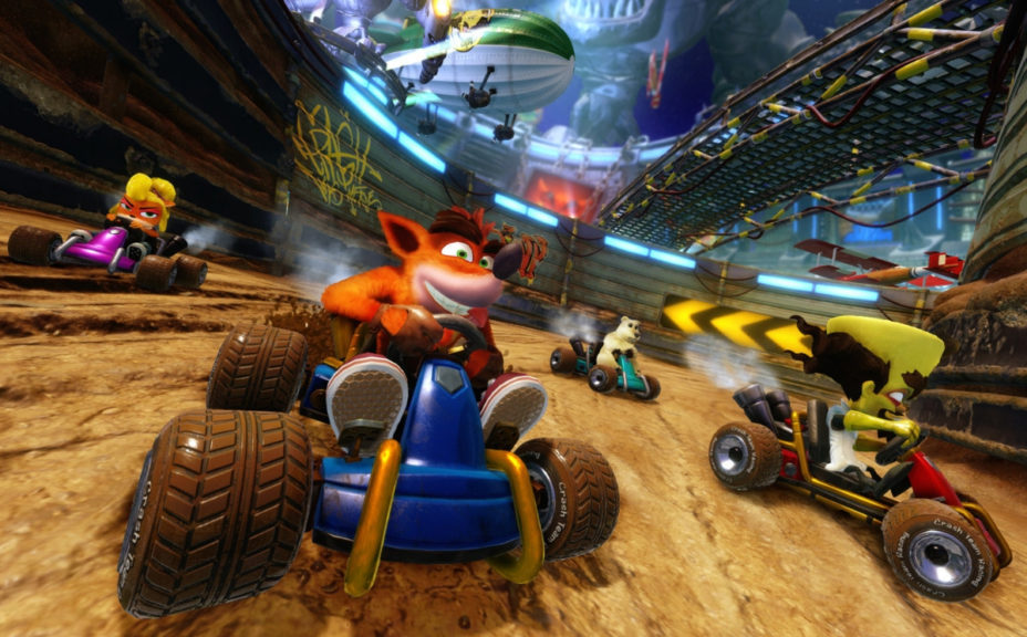 Premiera Crash Team Racing Nitro-Fueled już dziś