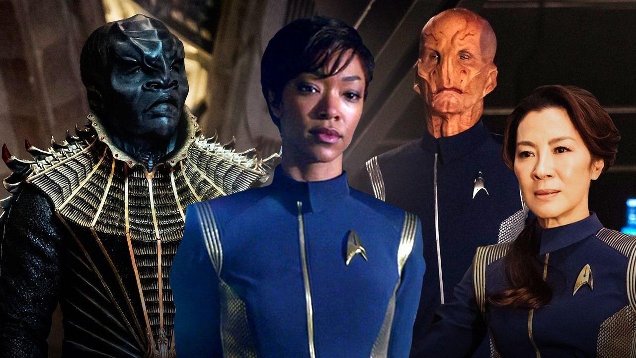 """Star Trek: Discovery"" - kadr z serialu"