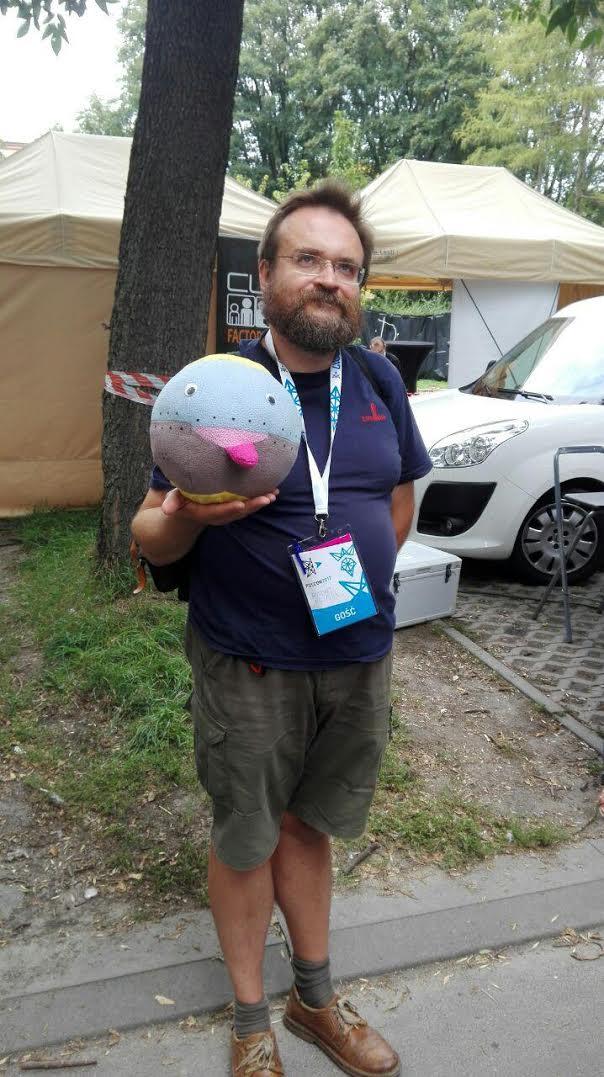 Kula Smakula i Andrzej Pilipiuk