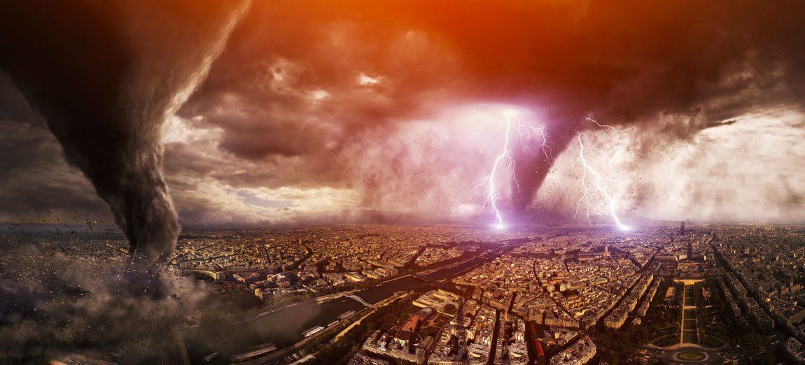 """""""Geostorm"""" - kadr z filmu"""