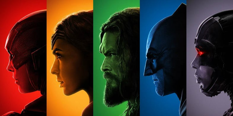 """""""Liga Sprawiedliwości"""" – najkrótszy film superbohaterski?"""