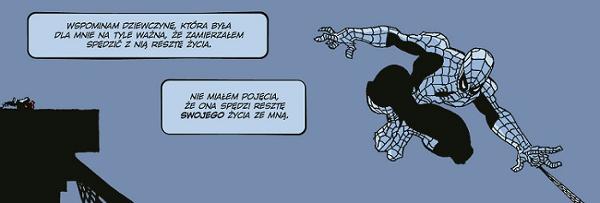 Spider-Man Niebieski