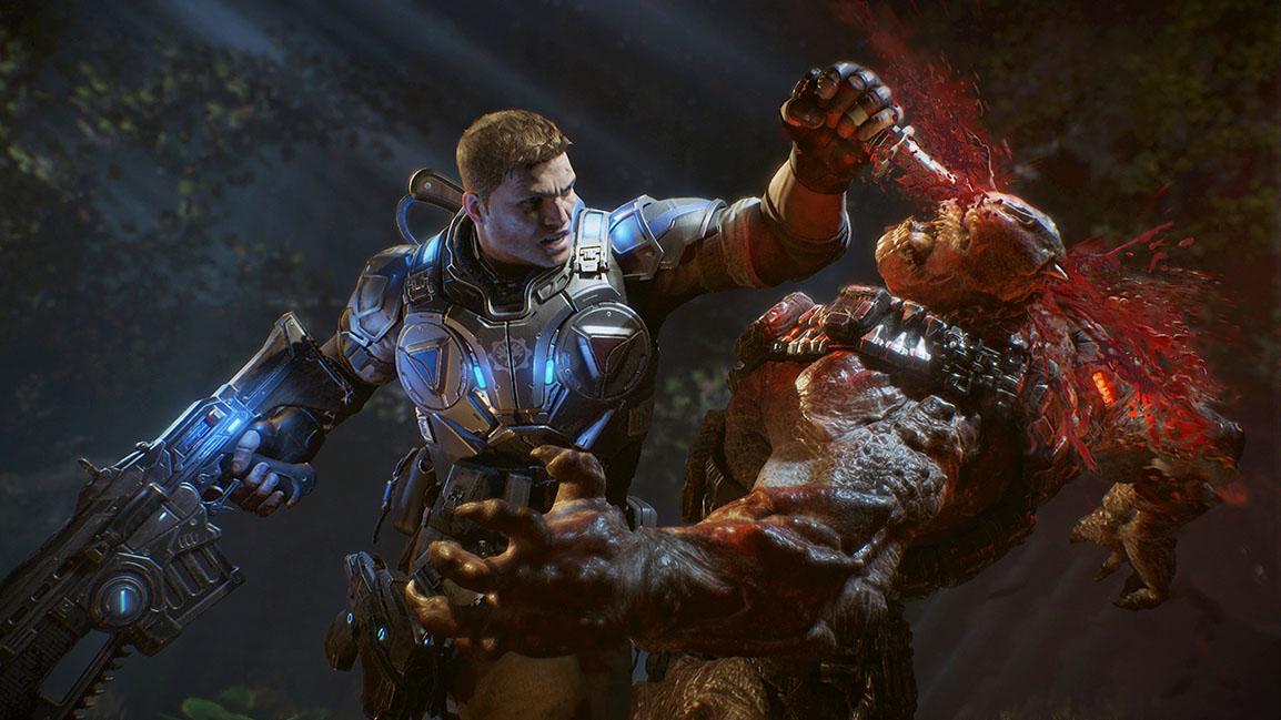 """Najlepsze gry Xbox One w najlepszych cenach. """"Gears of War 4"""" dostępne w serii wydawniczej Classics 99"""
