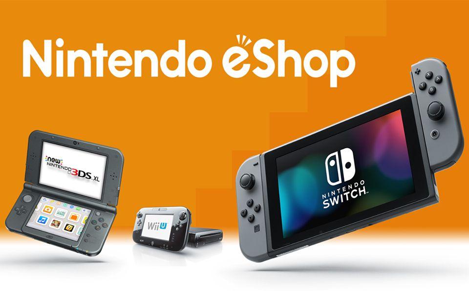 Nintendo Switch- w tym tygodniu zatrzęsienie gier w Eshopie!