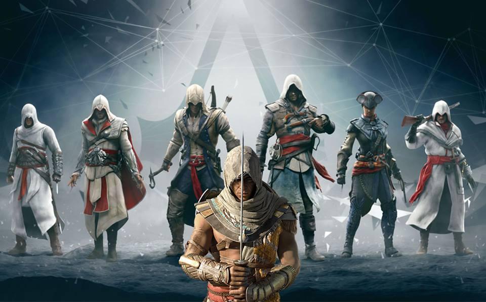 """10 urodziny """"Assassin's Creed""""!"""