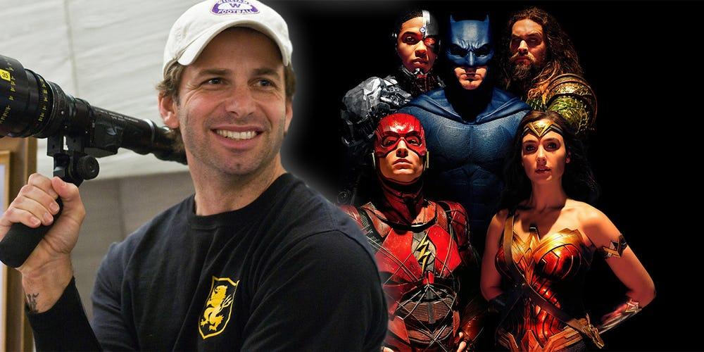 """""""Zack Snyder's Justice League"""" - nowy zwiastun"""