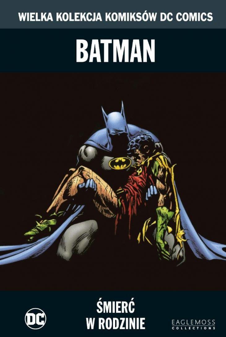 Komiksy o Batmanie