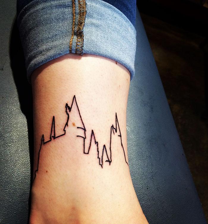 Maleńkie Tatuaże Dla Potteromaniaków Ostatnia Tawerna