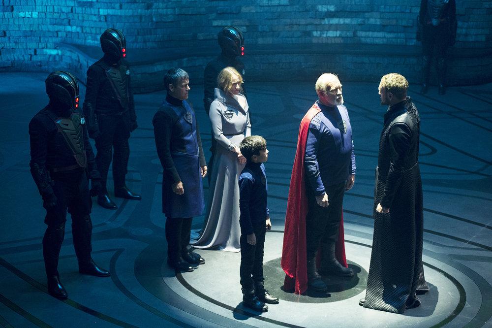 """Poznaj dziadka Supermana – pierwsze wrażenia z serialu """"Krypton"""""""