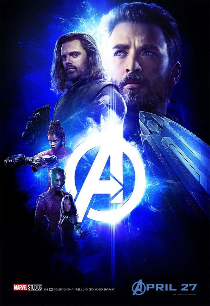 Avengers-Infinity-War-Team-Captain-America-poster