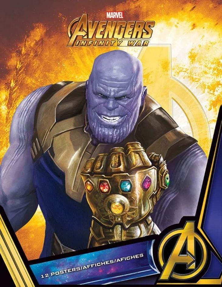 Nowe Plakaty Avengers Infinity War Ostatnia Tawerna