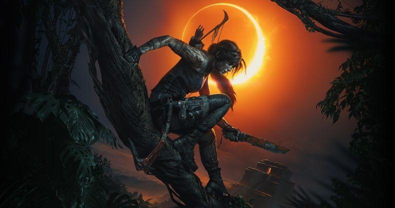 Shadow of the Tomb Raider grafika