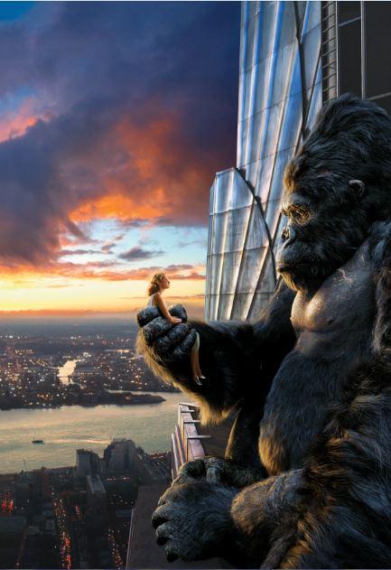 King Kong_SCI FI