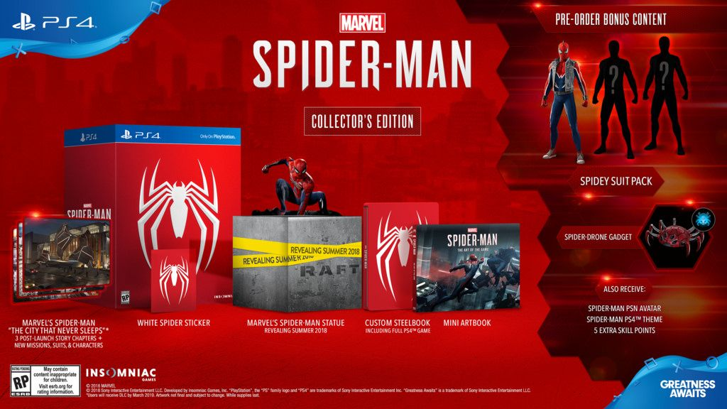 spiderman-ps4-collector