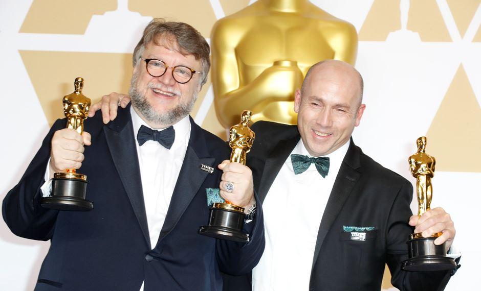 Guillermo del Toro J. Miles Dale
