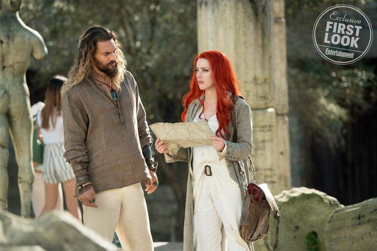 Jason-Momoa-and-Amber-Heard-in-Aquaman