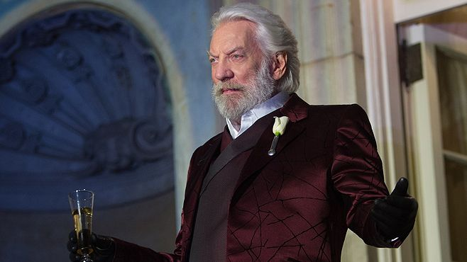 The-Hunger-Games-Catching-Fire-President-Snow-Donald-Sutherland