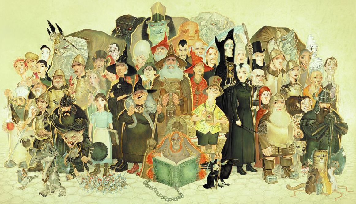 Discworld Massif