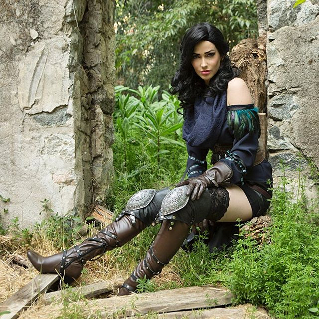 Hahnee-Harrison-yennefer-4