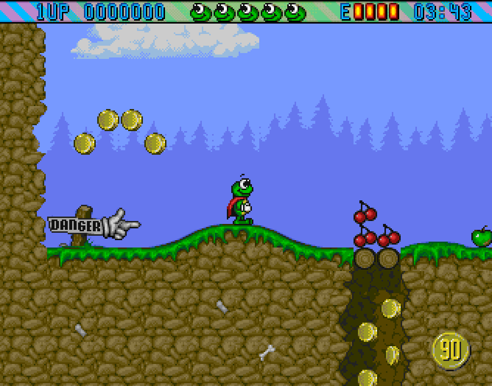 Superfrog-2