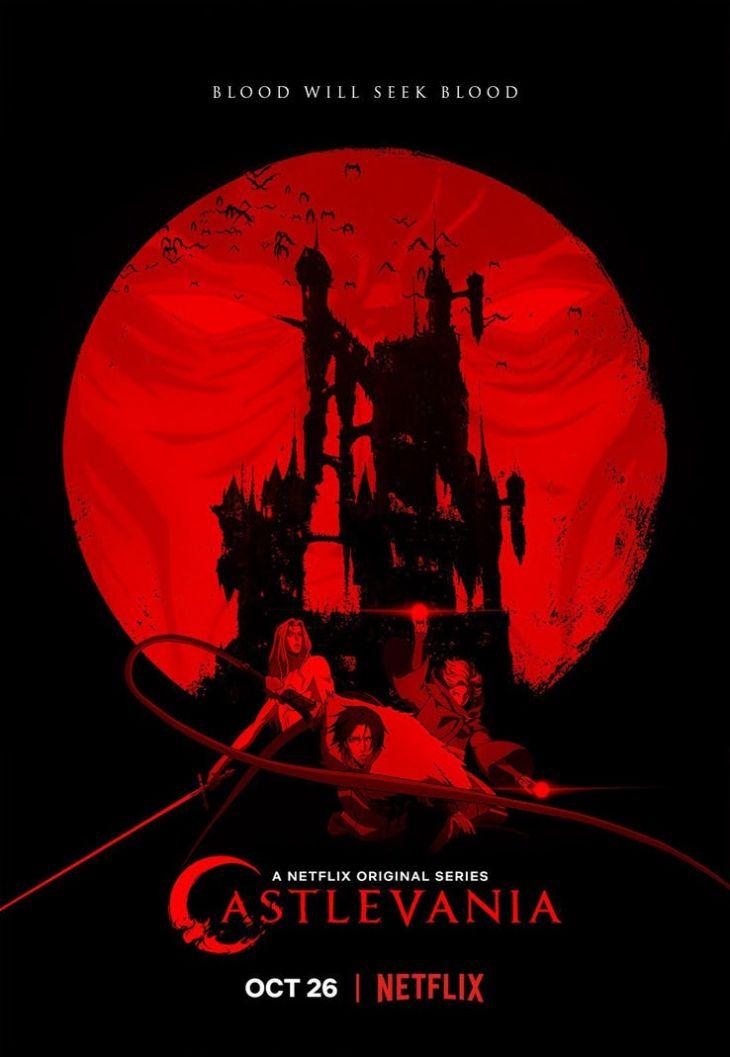 Castlevania-Season-2-Poster