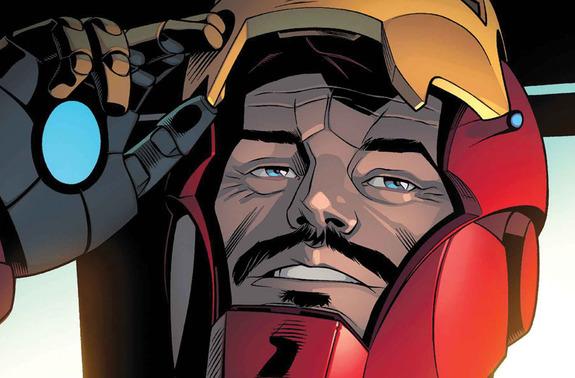 Iron Man w nowej zbroi. Efekty współpracy twórców serii