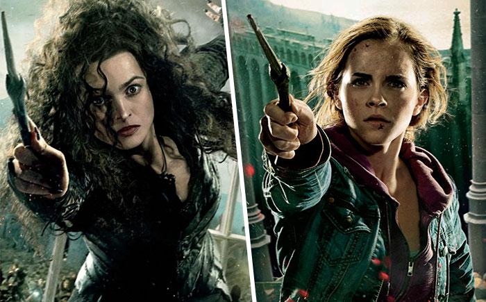 Czarownice-Bellatrix-Hermiona