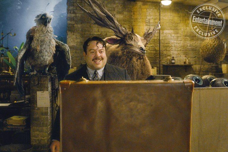 Fantastic Beasts: The Crimes of Grindelwald Dan Fogler