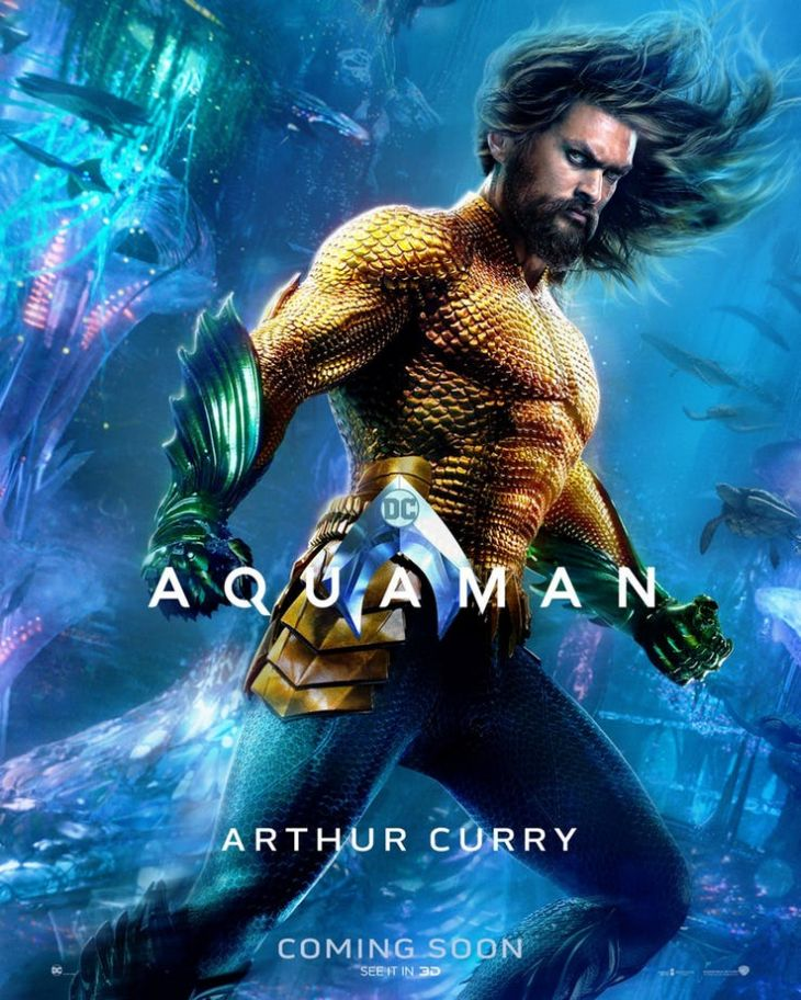 Aquaman-Arthur-Curry-Solo-Poster-HD