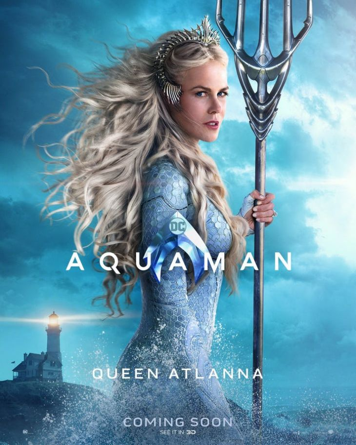 Aquaman-Queen-Atlanna-Solo-Poster-HD