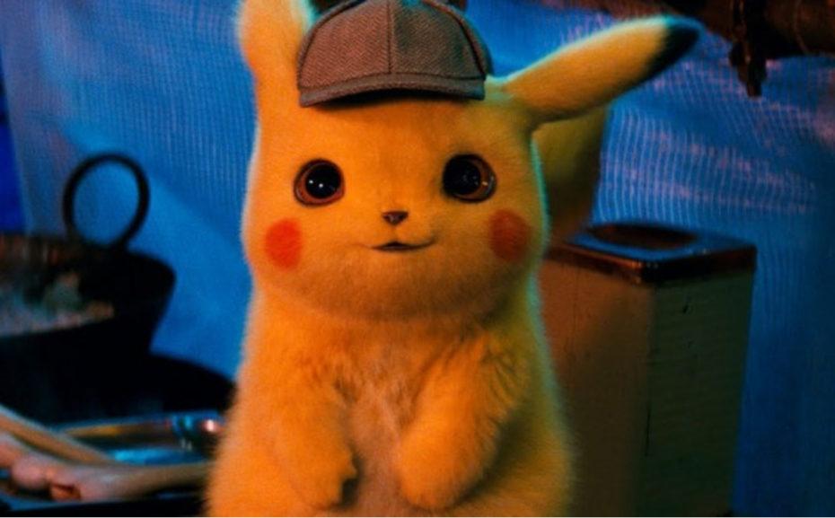 """Premiera filmu """"Pokémon: Detektyw Pikachu"""" na 4K UHD Blu-ray, Blu-ray 3D, Blu-ray i DVD!"""