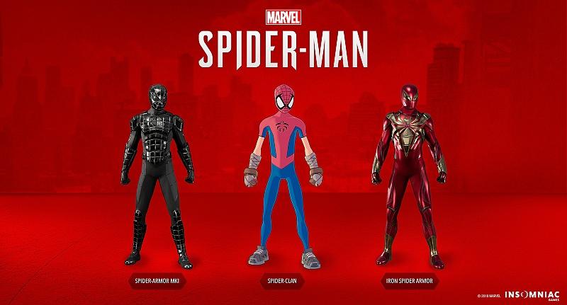 Spider-Man stroje dlc 2